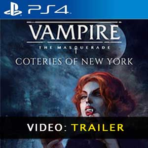 Kaufe Vampire The Masquerade Coteries of New York PS4 Preisvergleich