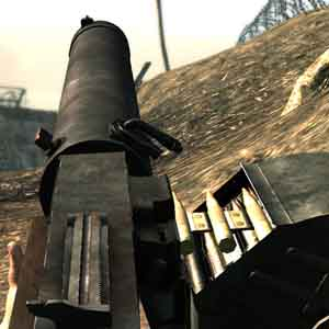 Verdun: Waffe