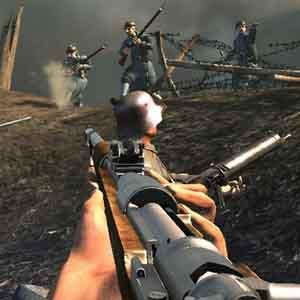 Verdun: Nahkampf