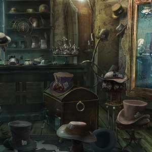 Mysteriöser Raum