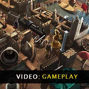 Vermillion Watch Moorgate Accord Gameplay Video