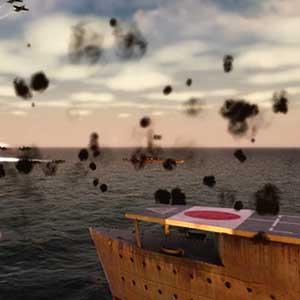 einen groß angelegten amphibischen Angriff starten
