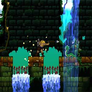 Volgarr the Viking Das Dschungel Ebene