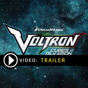 Voltron Cubes of Olkarion
