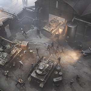War Mongrels Panzerfabrik