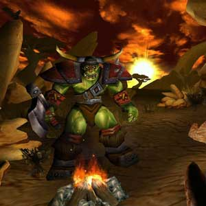 Warcraft 3 Reign of Chaos Orcish Warchief Thrall