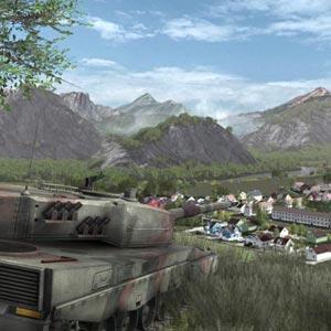 Wargame AirLand Battle - Tanks