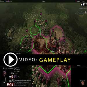 Warhammer 40K Gladius Tyranids Gameplay Video