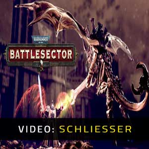 Warhammer 40K Battlesector Video Trailer