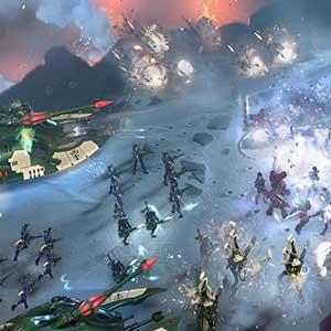 Warhammer Collosal Schlacht