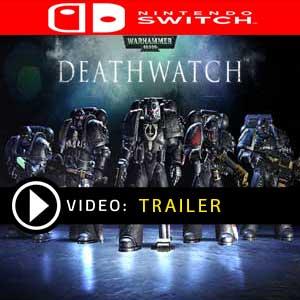 Warhammer 40K Deathwatch Nintendo Switch Digital Download und Box Edition
