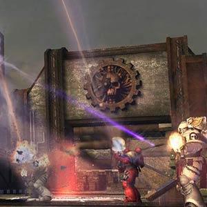 Warhammer 40 000 Space Marine - Schießerei