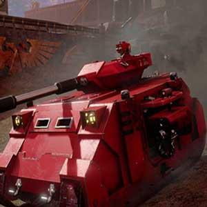 Der Eternal Crusade Voll bewaffneten Predator Tank