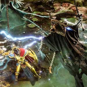 Warhammer Age of Sigmar Storm Ground Barriere