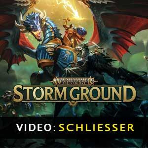 Warhammer Age of Sigmar Storm Ground Trailer-Video
