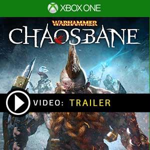 Warhammer Chaosbane Xbox One Digital Download und Box Edition