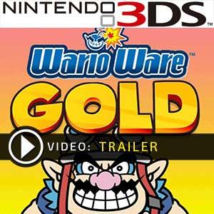 WarioWare Gold Nintendo 3DS Digital Download und Box Edition