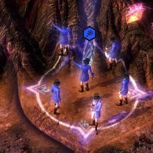 Warlock 2: The Exiled - Bildung