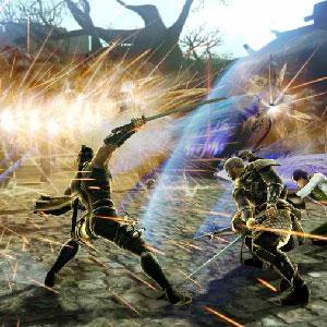 Musou Rush Battle system