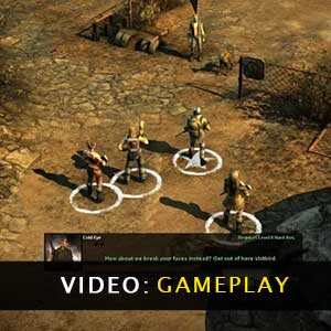 Wasteland 2 Directors Cut Gameplay Video