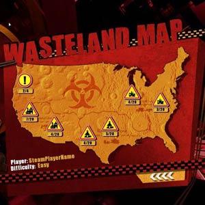 Wasteland Angel - Karte