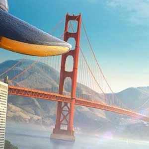 Bunte & pulsierende Stadt von San Francisco