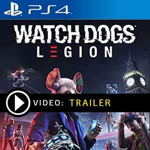 Watch Dogs Legion PS4 Digital Download und Box Edition