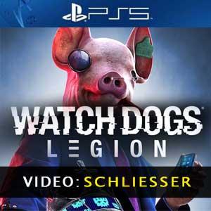 Watch Dogs Legion Trailer-Video