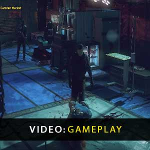 Watch Dogs Legion Video zum Gameplay