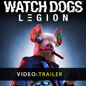 Watch Dogs Legion Trailer-Video