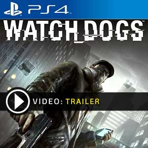 Watch Dogs PS4 Code Digital Download und Box Edition
