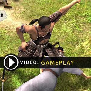 Way of the Samurai 3 Gameplay Video