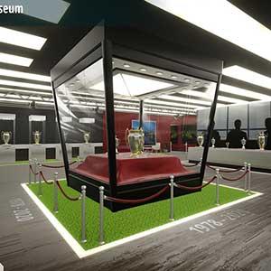 WE ARE FOOTBALL Klub-Museum