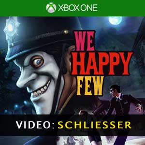 We Happy Few Xbox One Digital Download und Box Edition