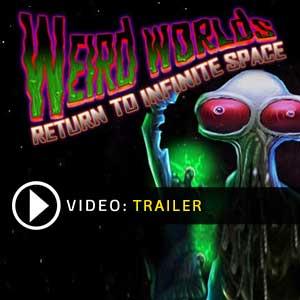 Weird Worlds Return to Infinite Space Key Kaufen Preisvergleich