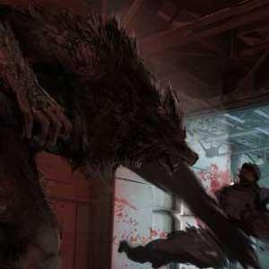 Werewolf The Apocalypse Earthblood Angriff