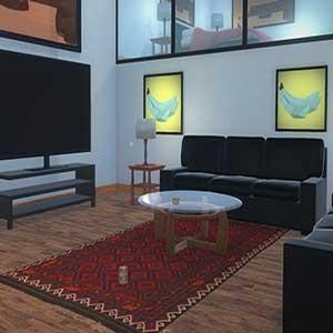Haus Wohnzimmer