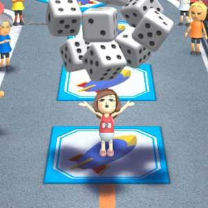 Wii Party U Nintendo Wii U Würfel