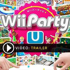 Wii Party U Nintendo Wii U Digital Download und Box Edition