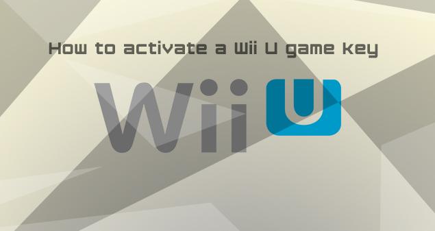 So aktivierst Du einen Wii U-Spiele-Key