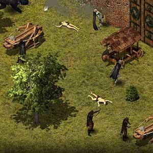 Belagerung clan Krieg