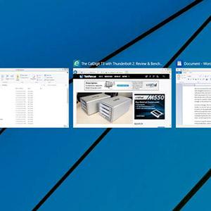 Multitasking unter Windows 10