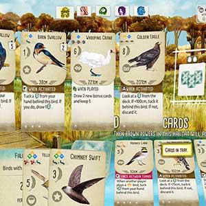 Wingspan - Vogelschutzgebiet