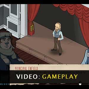 Wintermoor Tactics Club Gameplay Video