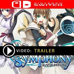Wizards Symphony Nintendo Switch Digital Download und Box Edition