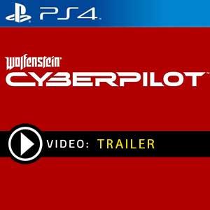 Wolfenstein Cyberpilot VR PS4 Digital Download und Box Edition