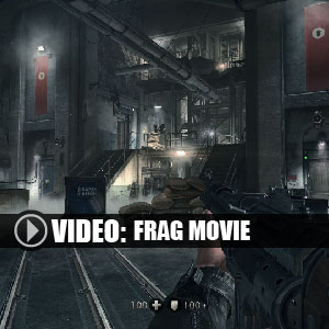 Wolfenstein The New Order Frag Movie