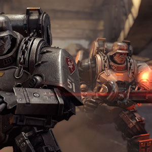 Wolfenstein The New Order Battle