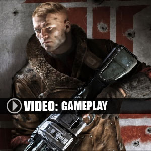 Wolfenstein The New Order Gameplay Video
