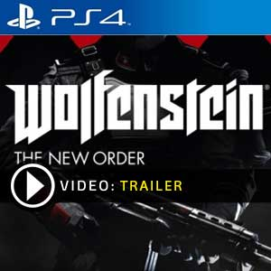Wolfenstein The New Order PS4 Digital Download und Box Edition